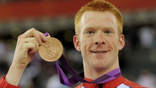Olympic medallist Ed Clancy is due to take part