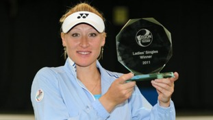 Elena Baltacha died earlier this month.