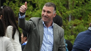 Leicester City's Nigel Pearson was named Championship Manager of the Year