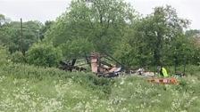 Wakefield explosion