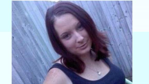 Karla Price is described as having dark dyed black shoulder length