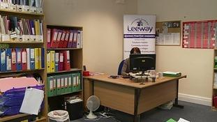 The Leeway charity in Norwich.