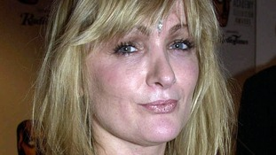 TV comic Caroline Aherne