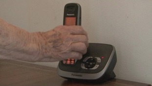 Police warning on phone scams