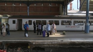 Rail passengers travelling between Norwich and London over the weekends, will face disruption for the next couple of months.