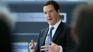 Chancellor George Osborne has come out strongly against the UK sharing the pound with an independent Scotland