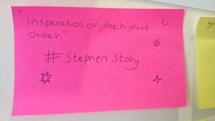Teen cancer patient Stephen Sutton's story has inspired many.