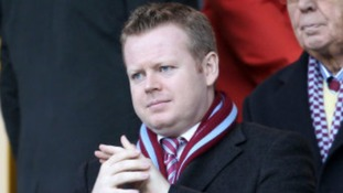 Aston Villa chief executive Paul Faulkner