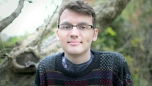 Stephen Sutton smiling.
