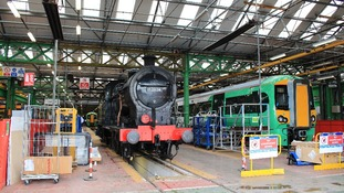 Celebrations to mark 175 years of the railways in Derby