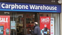 Dixons and Carphone Warehouse in £3.7bn merger