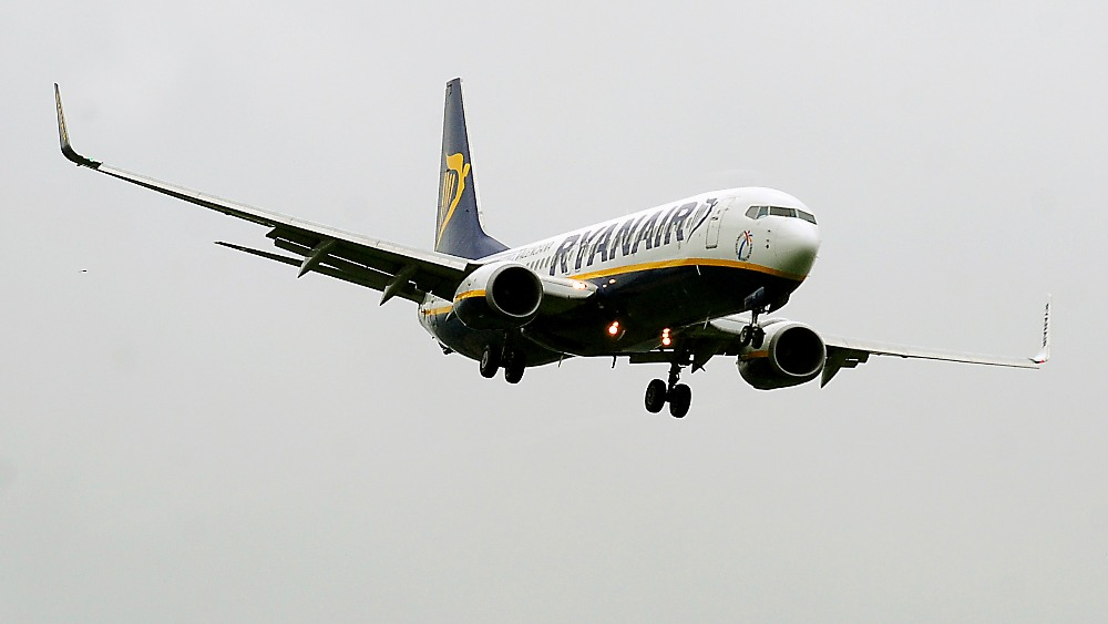 Ryanair Announces Return To Cardiff Airport Wales Itv News