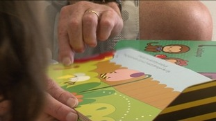 Campaign to get dads reading with kids