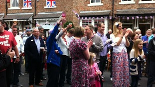 Darlington Diamond Jubilee party