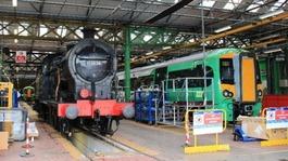 Celebrations mark 175 years of railways in Derby