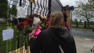 Friends lay tributes