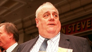 File photo of Sir Cyril Smith dated 1990.