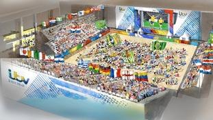 World Cup fan park