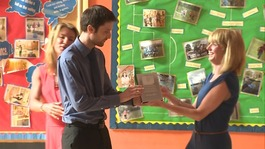 Primary school teacher recognised with national award