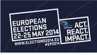 European election logo