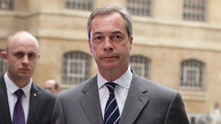 Nigel Farage was criticised for the comments, but denies accusations of racism.