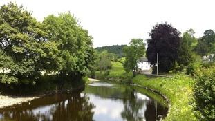River Ribble, Sawley.