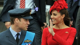 Duchess of Cambridge joins fleet