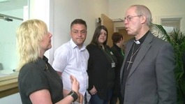 Archbishop of Canterbury praises Essex charity
