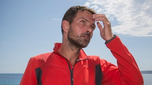 Former trader Jerome Kerviel originally said he would stay in Italy