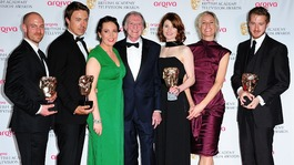 ITV triumphs at Baftas with multiple awards
