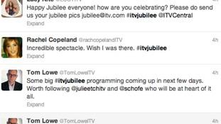 Jubilee on Twitter
