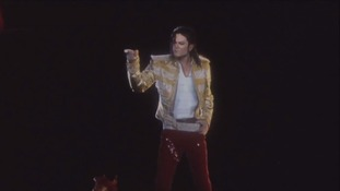 Michael Jackson hologram dazzles in Las Vegas as the late King of Pop reclaims the top of the charts