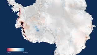 Antarctica melting twice as fast previous records amid warnings millions could be left homeless