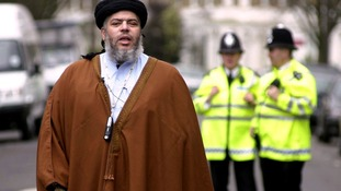 Abu Hamza was extradited to the US from Britain in 2012.