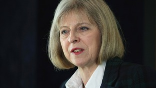 Theresa May faced intense scrutiny during her efforts to extradite Abu Hamza.