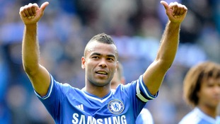 Ashley Cole tweets his plans to leave Chelsea