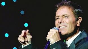 Cliff Richard performs in Hong Kong March 5, 2003