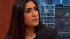 Rani Abraham talks to Good Morning Britain about Richard Scudamore's emails