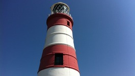 Race on to save iconic lighthouse