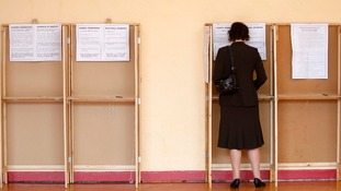 Voting on the European and local elections will get underway tomorrow.
