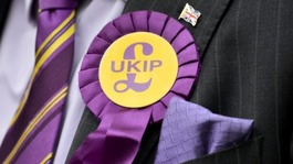 Poll: Ukip 'set to win' European elections race