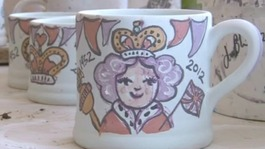 A Diamond Jubilee mug