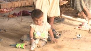 Desperate battle underway to prevent polio's return to Pakistan