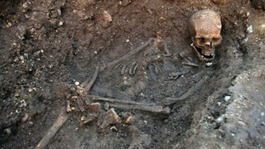King Richard III remains to be buried in Leicester