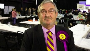 UKIP's Caven Vines