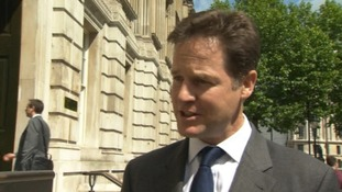 Nick Clegg rejected claims he should resign.