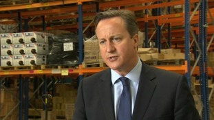 "The PM said the public are demanding ""answers"" on welfare and immigration."