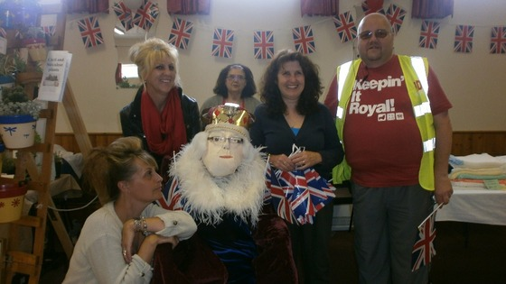 Diamond Jubilee celebrations in Cannock