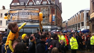 Cambridge celebrates