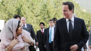 Full text of Baroness Warsi's written apology to the Prime Minister and his reply